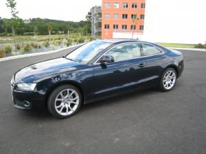 Audi A5 vue latérale