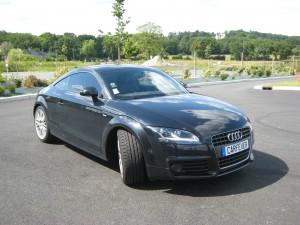 Face avant Audi TT