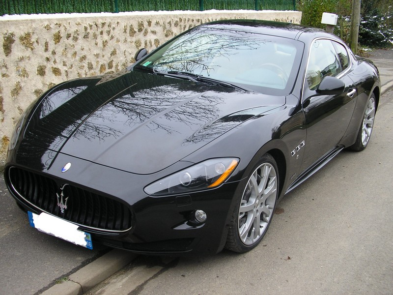 maserati granturismo s 4 7l v8 439ch car fever. Black Bedroom Furniture Sets. Home Design Ideas