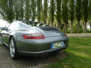 Porsche 911 (997) Carrera S arriere