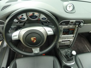 Porsche 911 (997) Carrera S int