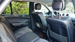 interieur 2 Mercedes ML 320 face