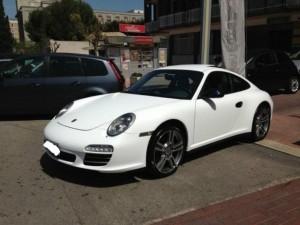 Porsche Carrera 4 avant