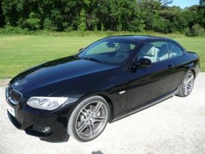 BMW 325 DA CABRIOLET EDITION M SPORT avant