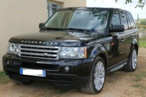Range Rover Sport 3 avant