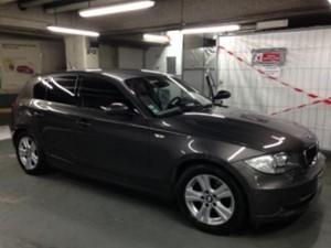 BMW Série 1 Pack Luxe avant