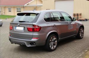 BMW X5 40D (E70) X drive 306ch Exclusive PackSport arriere droit