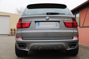 BMW X5 40D (E70) X drive 306ch Exclusive PackSport arriere