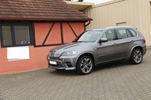 BMW X5 40D (E70) X drive 306ch Exclusive PackSport lateral