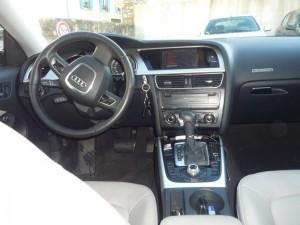 AUDI A5 SPORTBACK V6 int