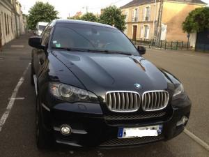 BMW X6 3.5 D Pack sport avant