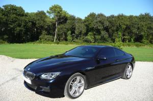 BMW SERIE 6 COUPE avant