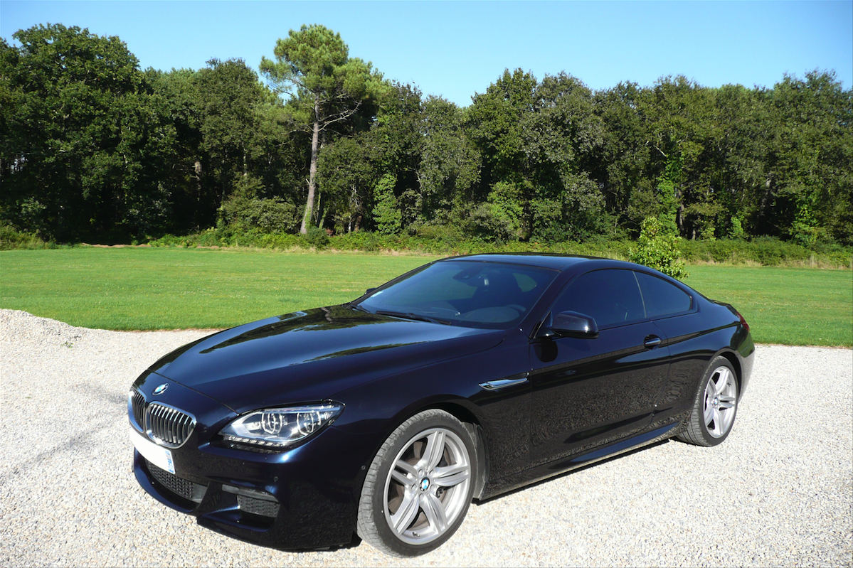 bmw serie 6 coupe 640 da 313 ch sport design