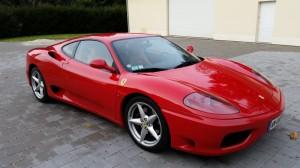 Ferrari 360 modena  avant