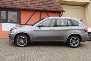 BMW X5 lateral new