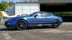 Maserati Cambiocorsa F1 face