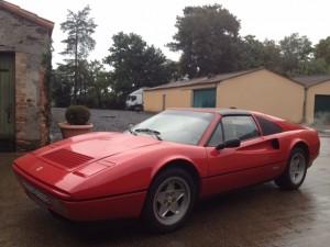 Ferrari 328 GTS avant