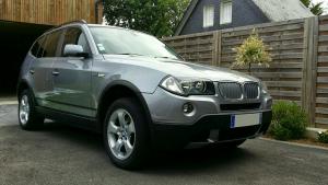 BMW X3 (E83) 3.0 DA 218 LUXE BVA avant
