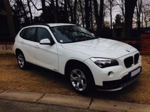 BMW X1 SDRIVE 16dA 116ch Lounge lateral