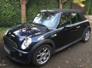 MINI COOPER S CABRIOLET 1.6 170ch Pack Luxe avant