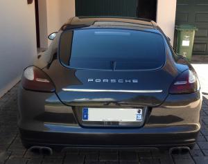 PORSCHE PANAMERA TURBO 4.8 V8 500ch int