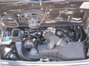 PORSCHE 911 996 3.4 CARRERA 4 COUPE moteur