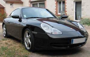 PORSCHE 911 996 3.4 CARRERA 4 COUPE avant