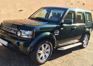 LAND ROVER DISCOVERY 4 IV SDV6 245ch DPF HSE avant