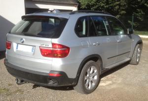 BMW X5 (E70) X Drive 30 DA 235 ch Luxe arriere