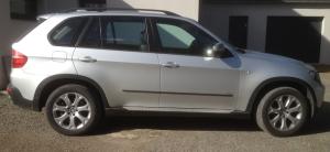 BMW X5 (E70) X Drive 30 DA 235 ch Luxe lateral