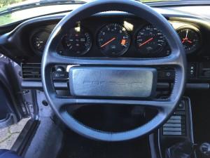 PORSCHE 911 CARRERA 3.2 G50 Jubilé int