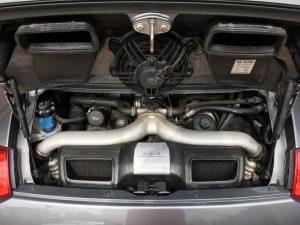 PORSCHE 997 TURBO S COUPE 3.8L 530ch PDK moteur