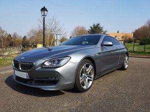 BMW 640 D F13 COUPE 313 EXCLUSIVE BVA8 avant
