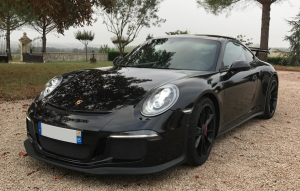 PORSCHE 911 991 3.8i GT3 PDK avant