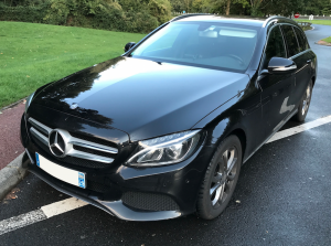 MERCEDES CLASSE C IV 220 D EXECUTIVE 7G TRONIC PLUS avant