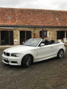 BMW SERIE 1(E88) CABRIOLET 120D 177ch SPORT DESIGN avant