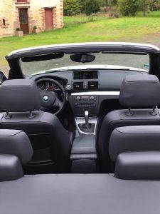 BMW SERIE 1(E88) CABRIOLET 120D 177ch SPORT DESIGN int 2
