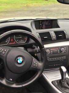 BMW SERIE 1(E88) CABRIOLET 120D 177ch SPORT DESIGN int