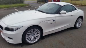 BMW Z4 (E89) S DRIVE 23I 204ch LUXE lateral