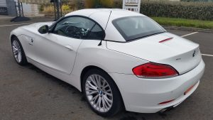 BMW Z4 (E89) S DRIVE 23I 204ch LUXE arriere