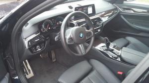 BMW 530DA xDRIVE 265ch M SPORT int