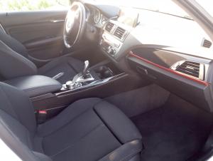 BMW SERIE 1 (F20) 118D SPORT BVA8 5P 143ch int 1