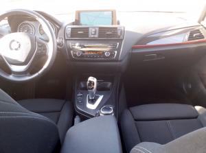 BMW SERIE 1 (F20) 118D SPORT BVA8 5P 143ch int 2