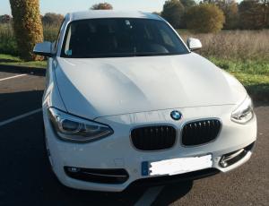 BMW SERIE 1 (F20) 118D SPORT BVA8 5P 143ch avant