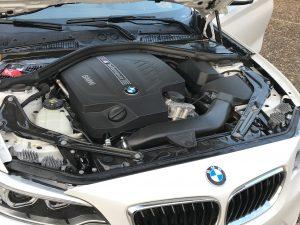 BMW SERIE 2 F23 M235I CABRIOLET 326 BVA8 moteur