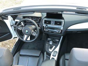 BMW SERIE 2 F23 M235I CABRIOLET 326 BVA8 int