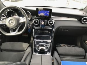 MERCEDES GLC 220d 170ch 4 MATIC 9G TRONIC LAUNCH EDITION int