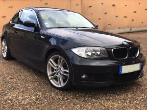 BMW SERIE 1 (E82) COUPE 120D 177CH SPORT DESIGN avant 2
