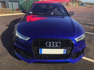AUDI RS6 AVANT 4.0 TFSI 605 PERFORMANCE QUATTRO TIPTRONIC face