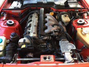 PORSCHE 944 S2 TARGA 211 ch moteur